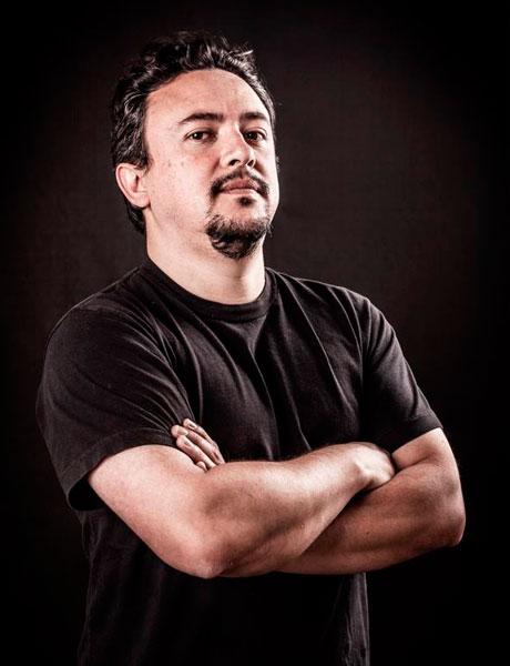 Fotógrafo Marco Garzón